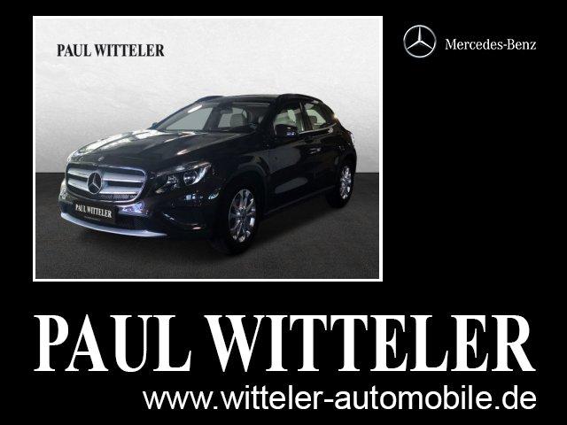 Mercedes-Benz GLA 200 Style Rückfahrkamera/Navi/Klima/LM-Felge, Jahr 2014, Benzin