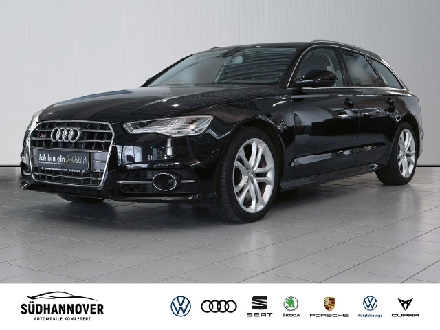 Audi S6 Avant 4.0 TFSI quattro S-tronic, Jahr 2018, Benzin