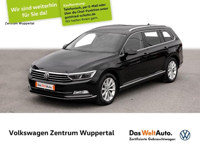 Volkswagen Passat Var. Highline DSG LED NAVI AHK PANO, Jahr 2018, Diesel