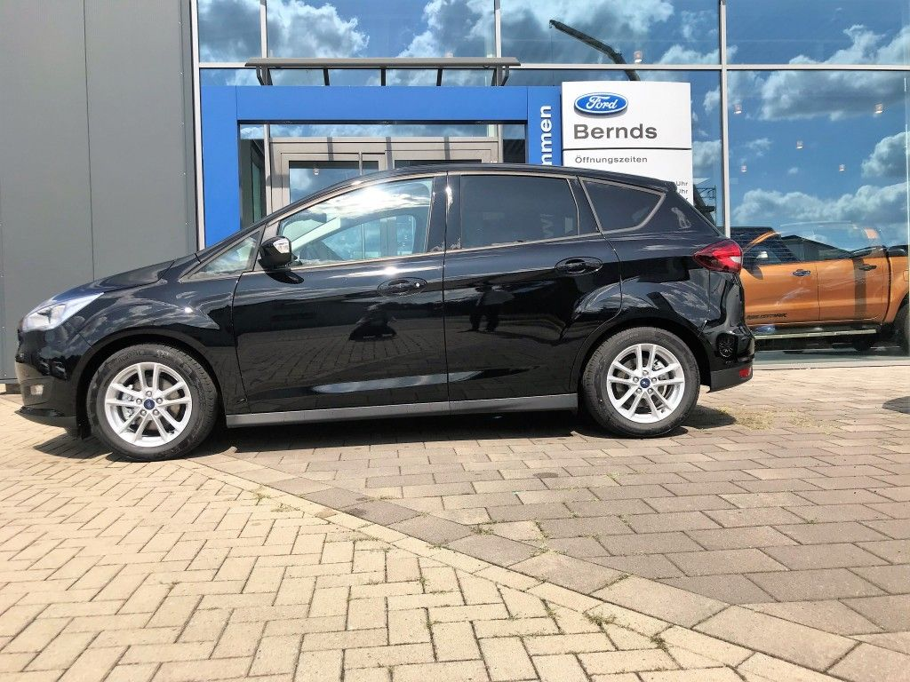 Ford C-MAX C&C NAVI R-KAMERA PDC WINTER-PAKET KLIMA, Jahr 2019, Benzin