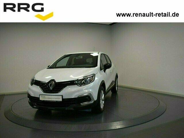 Renault Captur Limited HU+Inspektion neu!!!, Jahr 2019, Benzin
