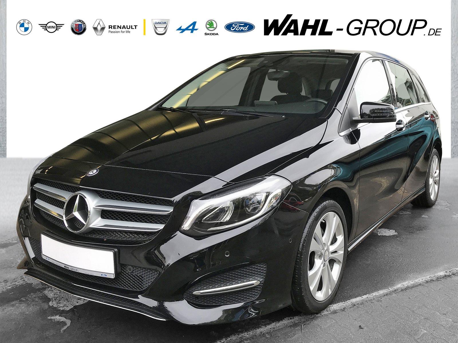 Mercedes-Benz B 200 200 Urban ABS SERVO Wegfahrsperre, Jahr 2015, Diesel
