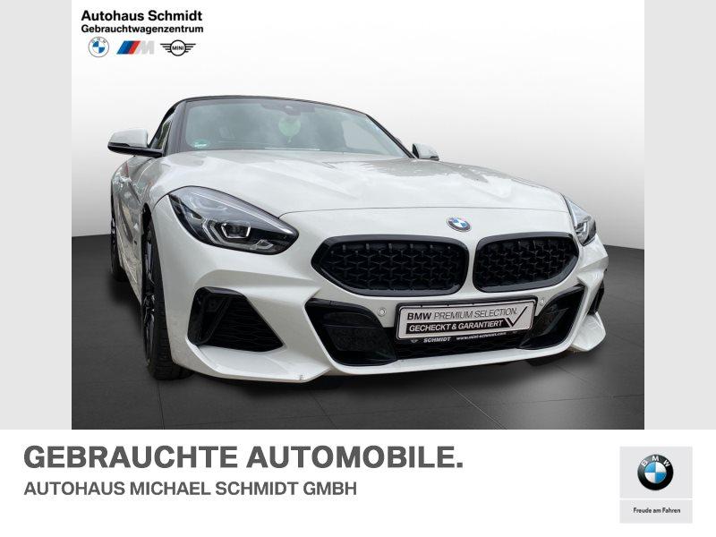 BMW Z4 M40i M SPORT+LIVE+PROF+HUD+H/K+DAB+19 +LED+, Jahr 2019, Benzin
