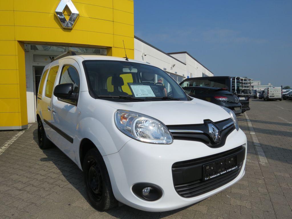 Renault Kangoo 1.6 16V Zahnriemen neu Klima Dachreling, Jahr 2013, Benzin