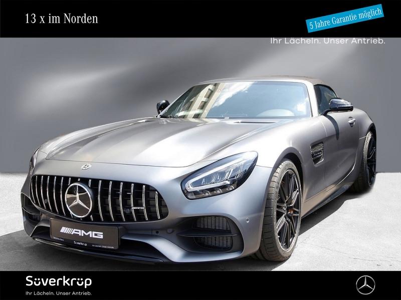 Mercedes-Benz AMG GT C Roadster DYNAMIC+DESIGNO+ASSISTENZ+ ATP, Jahr 2021, Benzin