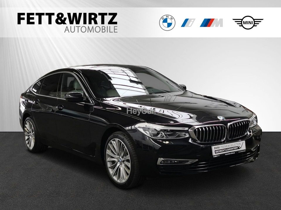 BMW 630d xDrive LC-Prof. Komfortsitz 20'' Pano TV HUD, Jahr 2020, Diesel