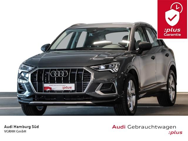 Audi Q3 35 TFSI advanced S tronic NAVI/VIRTUAL/LED/SPORTSITZE, Jahr 2020, Benzin
