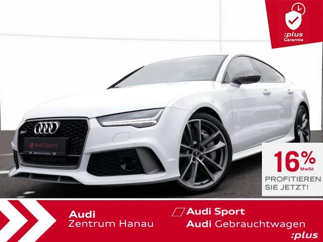Audi RS7 Sportback Performance SPORTABGAS*HUD*CARBON*MATRIX, Jahr 2016, Benzin
