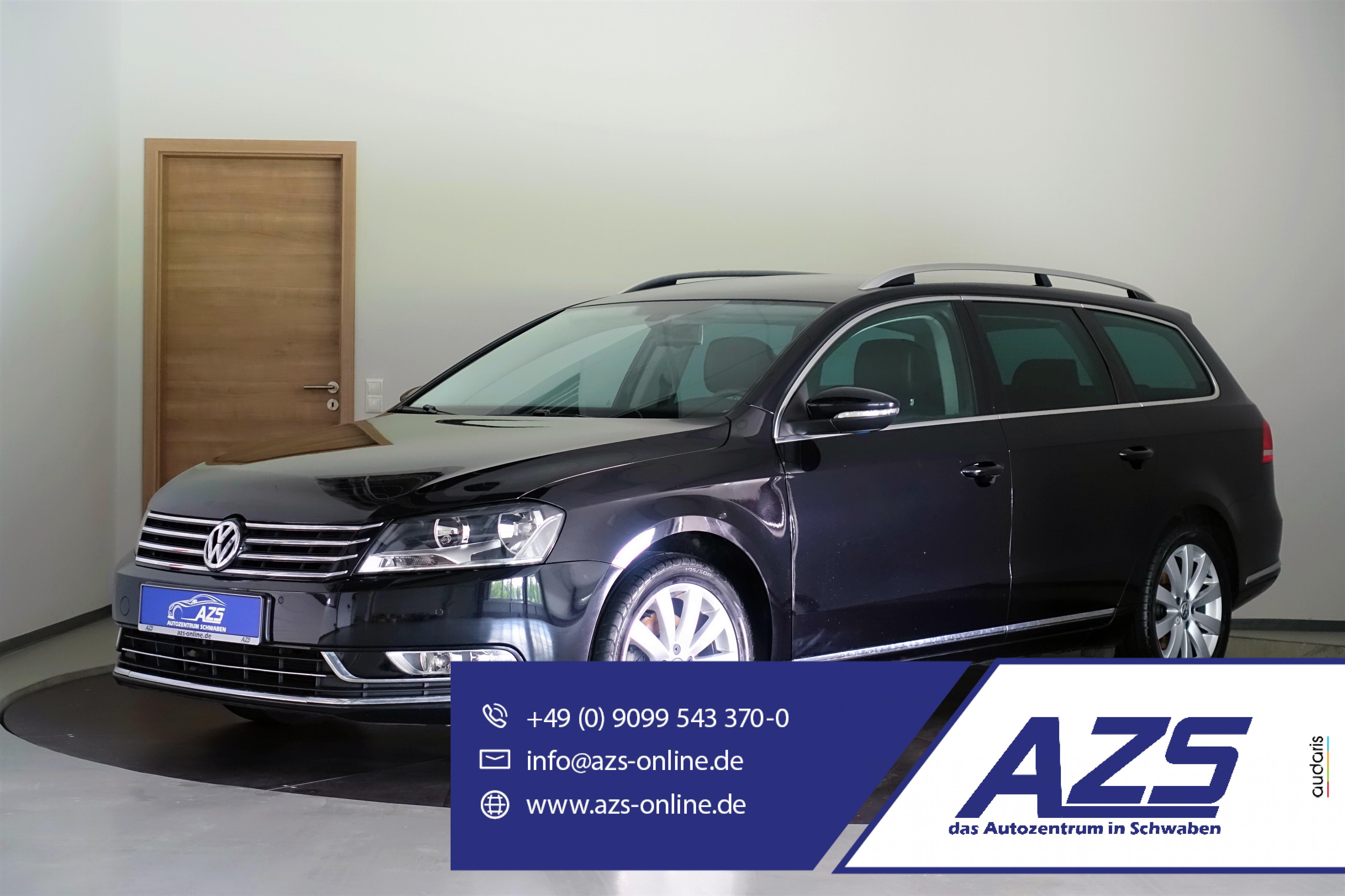 Volkswagen Passat 2.0 TDI Navi | AHK | 2x PDC | SHZ |, Jahr 2014, Diesel