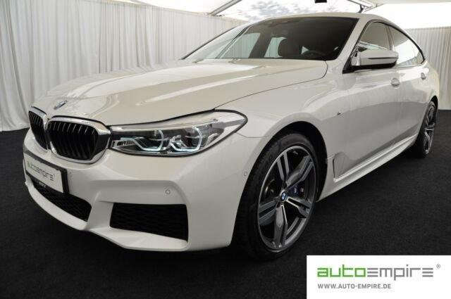 BMW 630d GT M-Sport LED/NAVI/H-UP/LEDER/K-ZUGANG/20, Jahr 2019, Diesel
