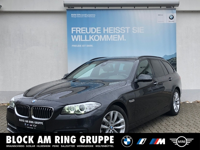 BMW 520d xDrive Touring KLIMA XENON NAVI LEDER ALU, Jahr 2016, Diesel