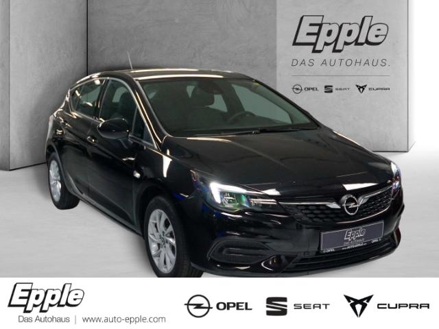 Opel Astra K Business Elegance Start Stop 1.2 Turbo EU6d LED Navi Keyless Rückfahrkam. PDCv+h, Jahr 2021, Benzin