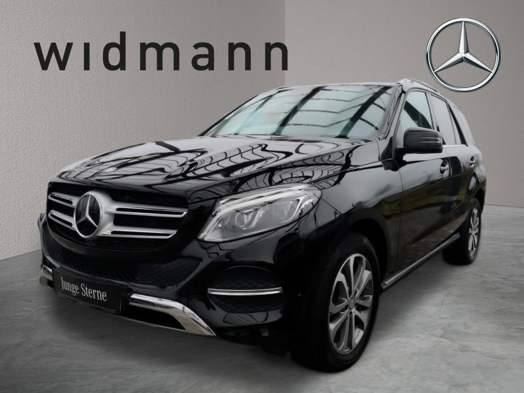 Mercedes-Benz GLE 250 d 4M Comand*Fahrassist.*LED*Kamera, Jahr 2016, Diesel