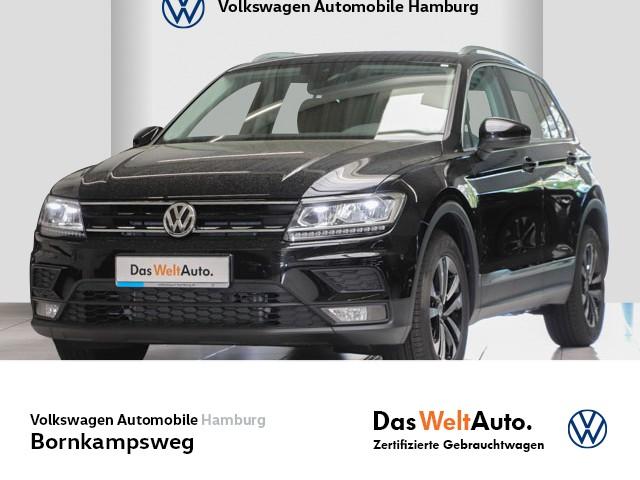 Volkswagen Tiguan 1.5 TSI DSG UNITED/LED/PDC/NAVI/AHK, Jahr 2020, Benzin