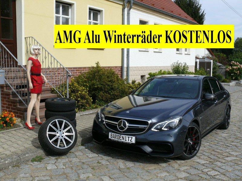 Mercedes-Benz E 63 AMG V-Max S-Modell 4-Matic V-Max, Jahr 2016, petrol