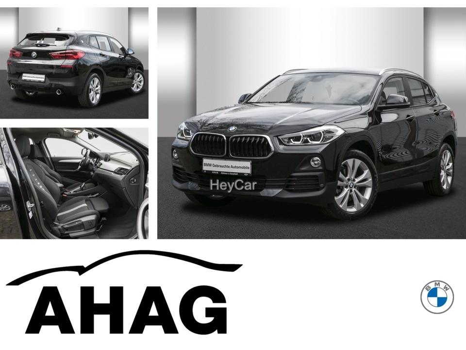 BMW X2 sDrive18d, Jahr 2018, Diesel