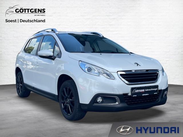 Peugeot 2008 PureTech 110 ACTIVE NAVI PDC ALU SITZHEIZUNG, Jahr 2015, Benzin
