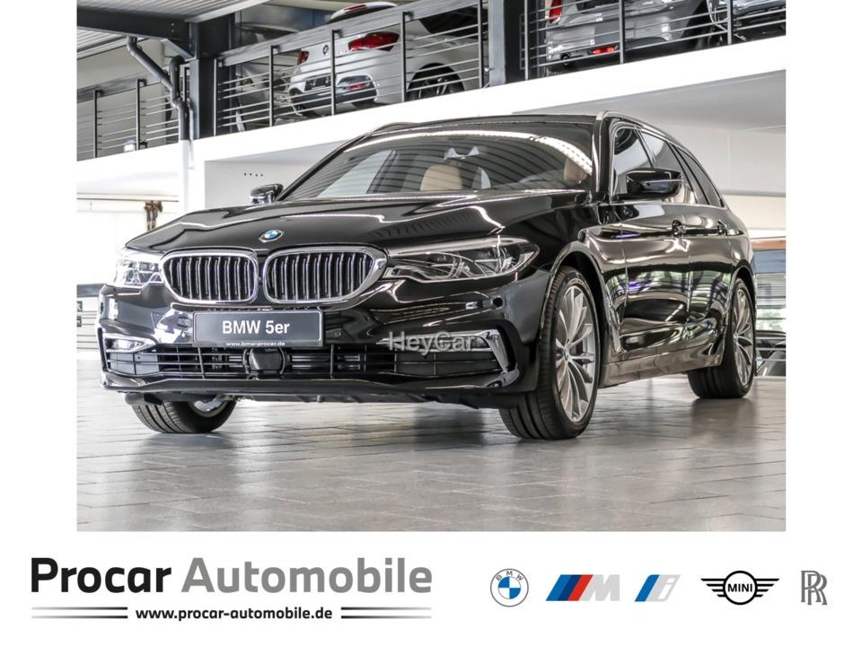 BMW 530d xDrive Touring Luxury Line Innovationsp., Jahr 2020, Diesel