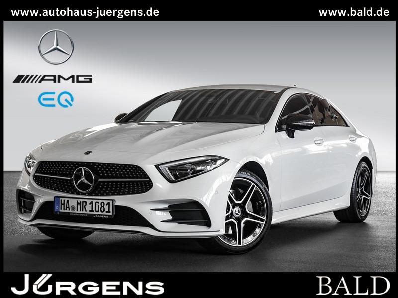 Mercedes-Benz CLS 220 d AMG/19/Navi/SHZ/Night/Burm/LED/, Jahr 2020, Diesel