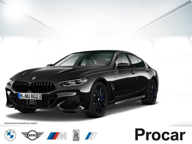 BMW 840d xDrive Gran Coupe Steptronic Navi Leder Glasdach LED Scheinwerfer Bluetooth, Jahr 2019, Diesel