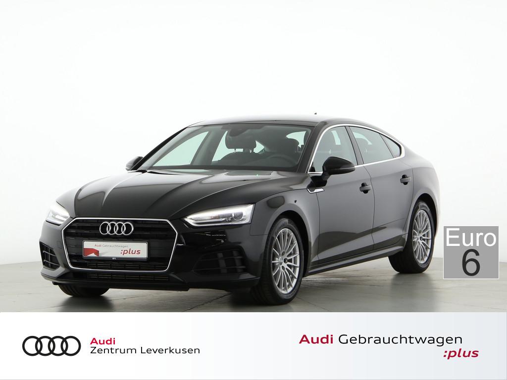 Audi A5 Sportback 2.0 TFSI g-tron basis, Jahr 2018, Gas