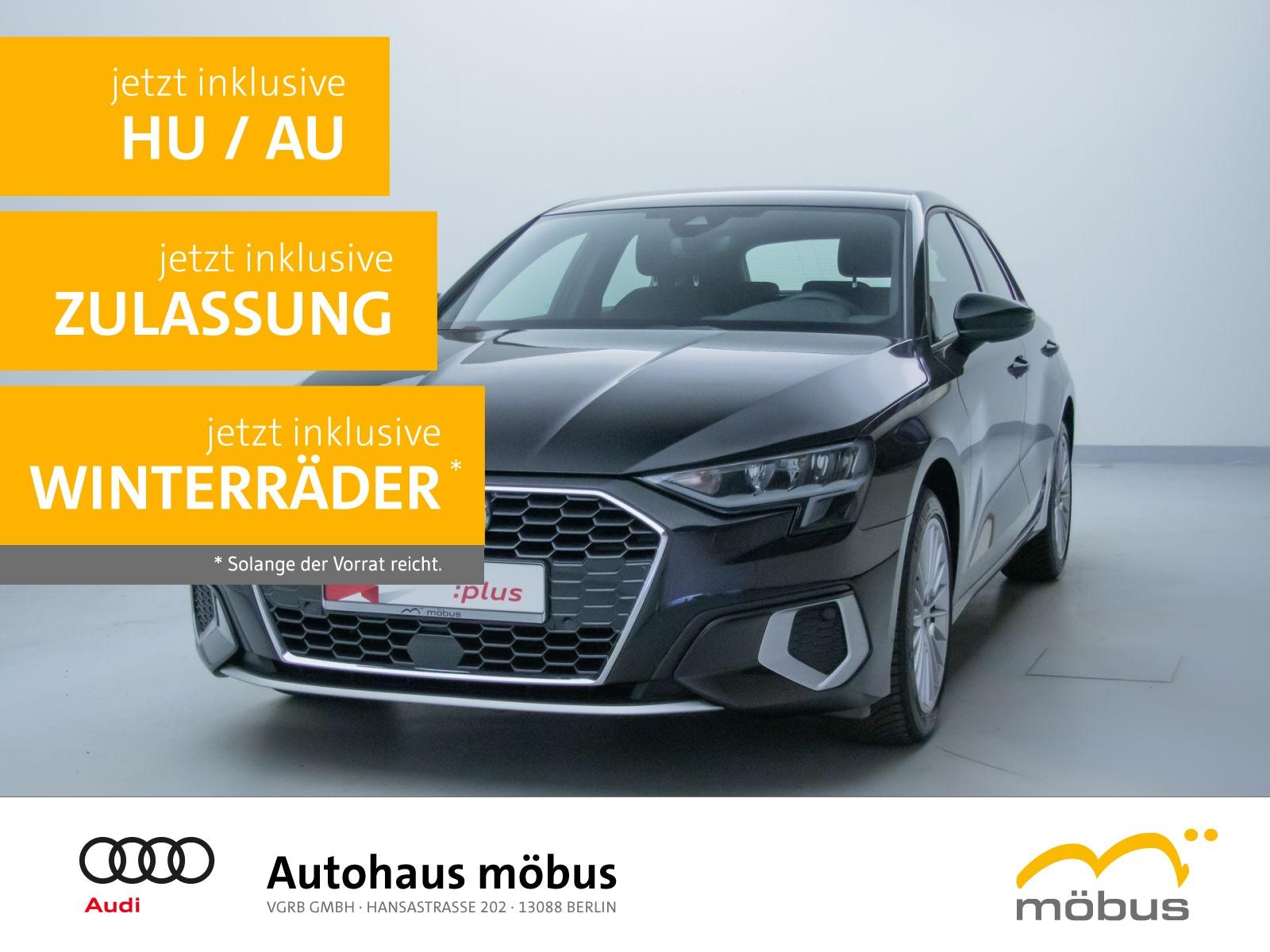 Audi A3 SPB advanced 35 TFSI S-TRO*GRA*NAVI*SHZ*ALLWE, Jahr 2020, Benzin