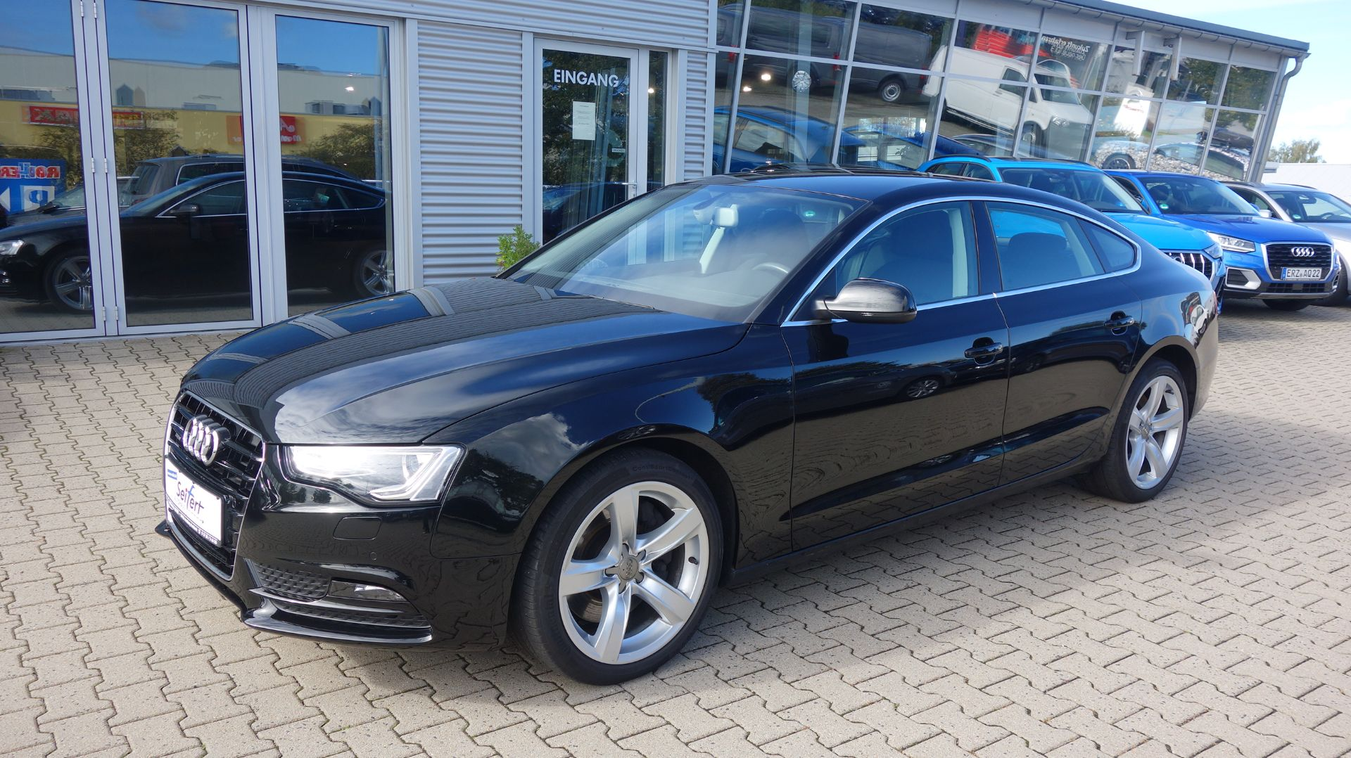 Audi A5 Sportback 3.0 TDI quattro S-tronic, Jahr 2016, Diesel