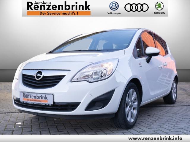 Opel Meriva B 1.4 Turbo 88kW 6-Gang Schaltgetriebe, Jahr 2013, Benzin