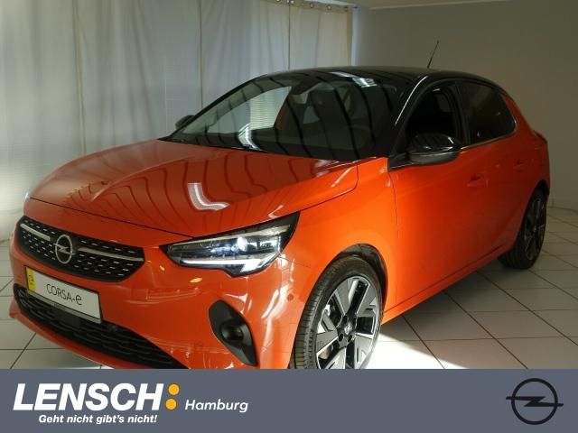 Opel Corsa F e Elegance MULTIMEDIA+INTELLILUX+SITZHZG, Jahr 2020, Elektro