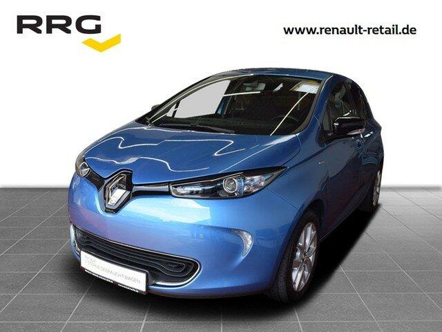Renault ZOE R110 LIFE AUTOMATIK zzgl.Batteriemiete, Jahr 2019, Elektro