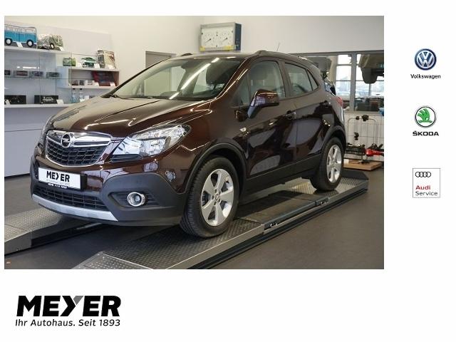 Opel Mokka Edition ecoFlex 1.4 Turbo *Navi, Klimaaut., Jahr 2015, Benzin