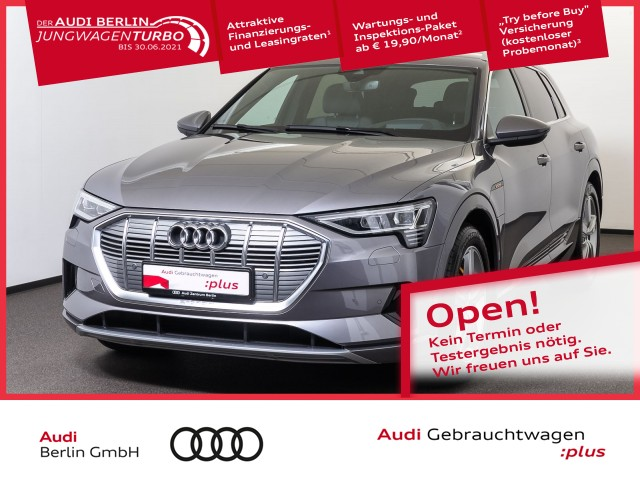 Audi e-tron advanced 50 quattro LED HUD PANO NAVI, Jahr 2020, Elektro
