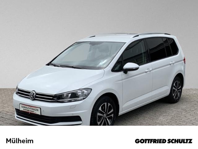 Volkswagen Touran 2.0 TDI 7 Sitzer AHK NAVI PDC SIH United, Jahr 2020, Diesel