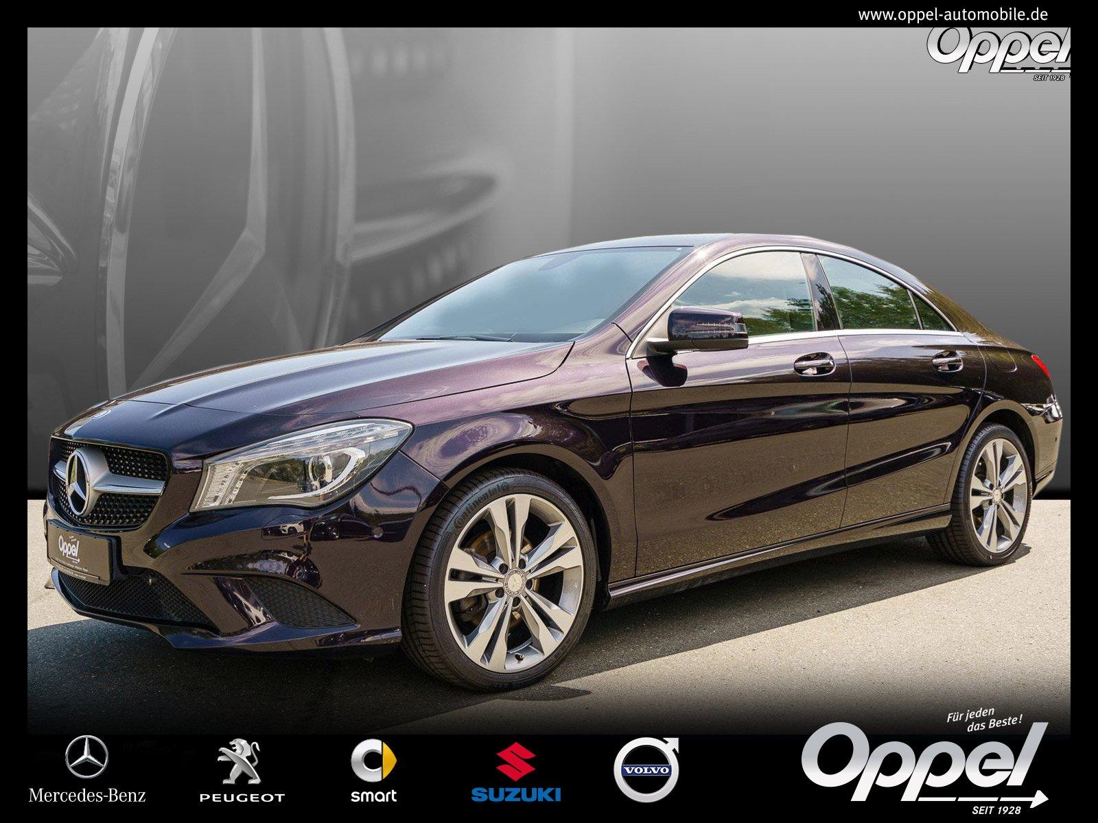 Mercedes-Benz CLA 200 Klima+Navi+Parktr.+SH+LM+Tempo+Bi-Xenon+, Jahr 2013, Benzin