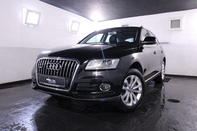 Audi Q5 2.0 TFSI QUATTRO PANORAMA|NAVI|BIXENON|RCAM, Jahr 2013, Benzin
