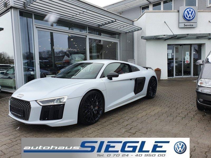 Audi R8 V10 Plus 5.2 FSI Audi Exclusive*Carbon*SportabGas*Laserlicht*Magnetic Ride*20Zoll, Jahr 2016, Benzin