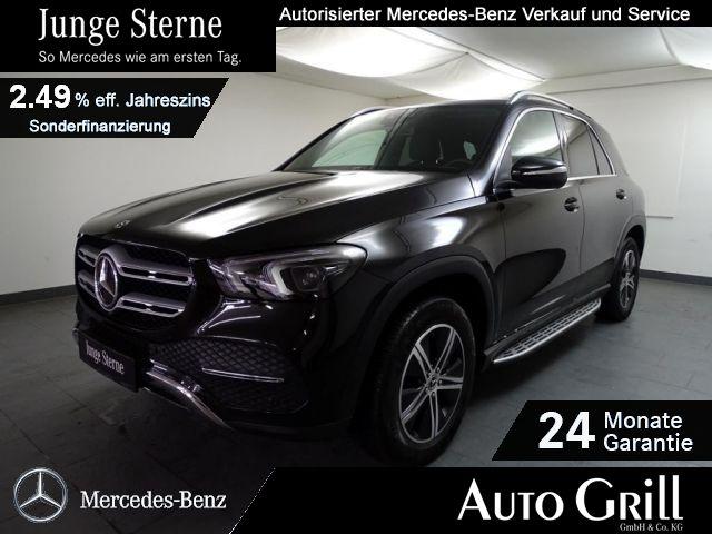 Mercedes-Benz GLE 300 d 4M AMGint Multibeam AHK 360°Cam StdHzg, Jahr 2020, Diesel
