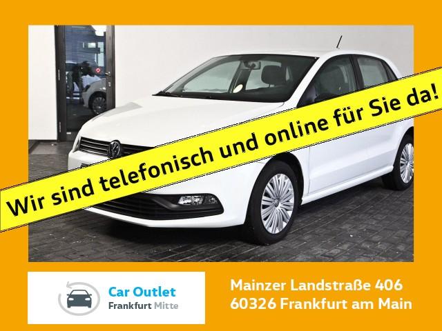 Volkswagen Polo 1.0 Trendline Klima Berganfahrassistent POLO 1.0 TREND 44 M5F, Jahr 2016, Benzin