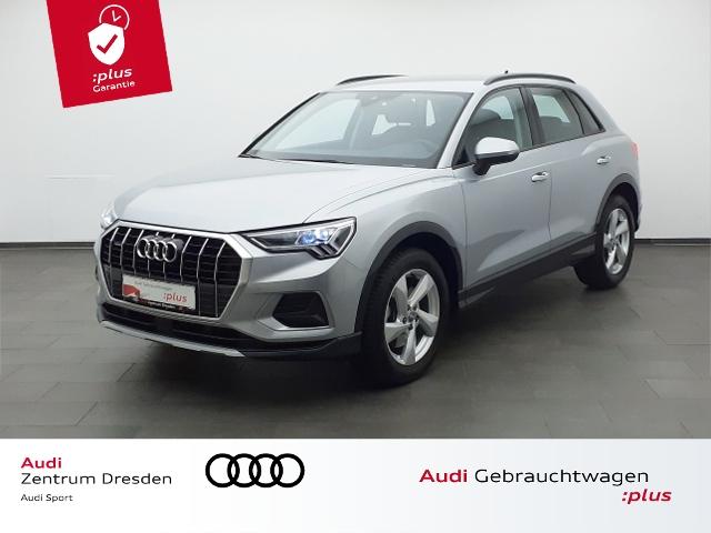 Audi Q3 Sport advanced 40TDI quattro LED-SW, Jahr 2019, Diesel