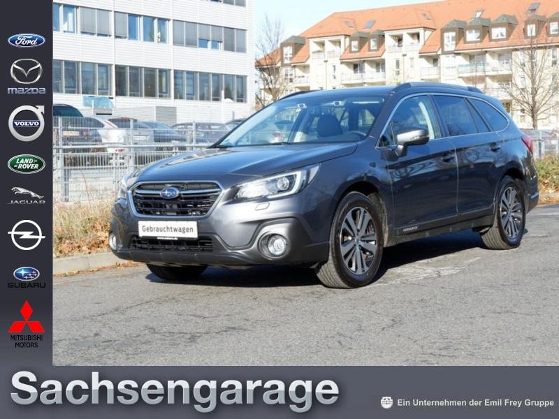 Subaru Outback 2.5i Lineartronic Sport Leder NAVI DAB, Jahr 2019, petrol