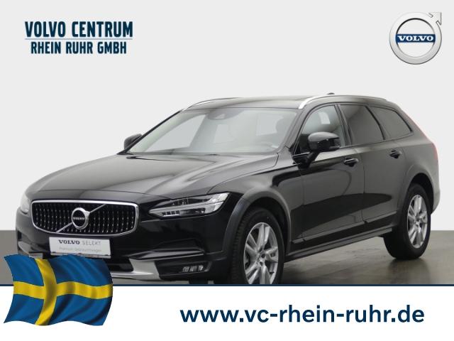 Volvo V90 Cross Country AWD D4 - HeadUp,AHK,Kamera,LED,Schiebed,Navi, Jahr 2017, Diesel