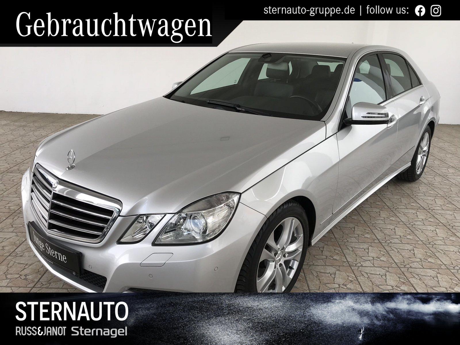 Mercedes-Benz E 200 Avantgarde/Navi/Parktronic/Sitzhzg./ILS, Jahr 2012, Benzin