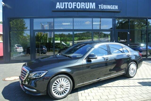 Mercedes-Benz S 600 L *PANORAMA*HEADUP*FOND ENTERTAINMENT*, Jahr 2018, Benzin