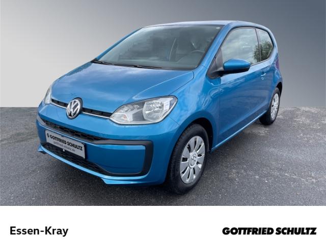 Volkswagen up! eFH ZV move 1.0 55KW KLIMA FSE, Jahr 2018, Benzin