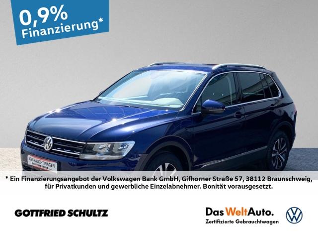 Volkswagen Tiguan 2.0 TDI NAVI AHK SIH PDC, Jahr 2020, Diesel