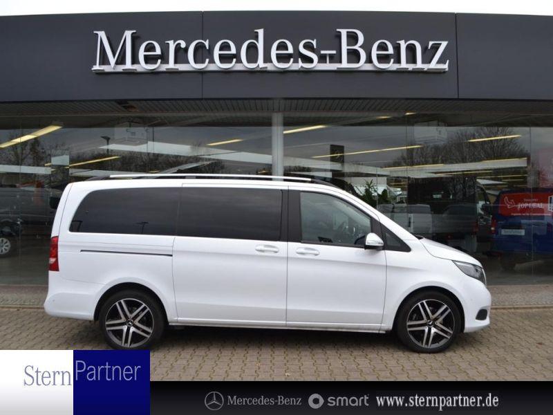 Mercedes-Benz V 250 d Edition Lang Comand-Standheiz-AHK, Jahr 2015, diesel