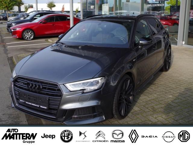 Audi A3 Sportback 2.0 TFSI 40 Quattro Sport S-Line, Jahr 2019, Benzin