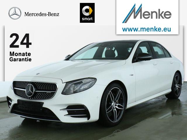 Mercedes-Benz AMG E 53 4M+ Pano,DistroPlus,Wides,360°, Jahr 2019, Benzin