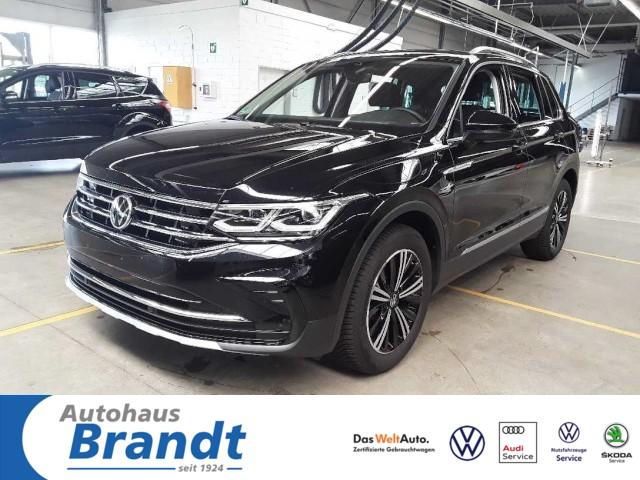 Volkswagen Tiguan 1.5 TSI Elegance DSG*MATRIX*ACC*KAMERA*DC, Jahr 2021, Benzin