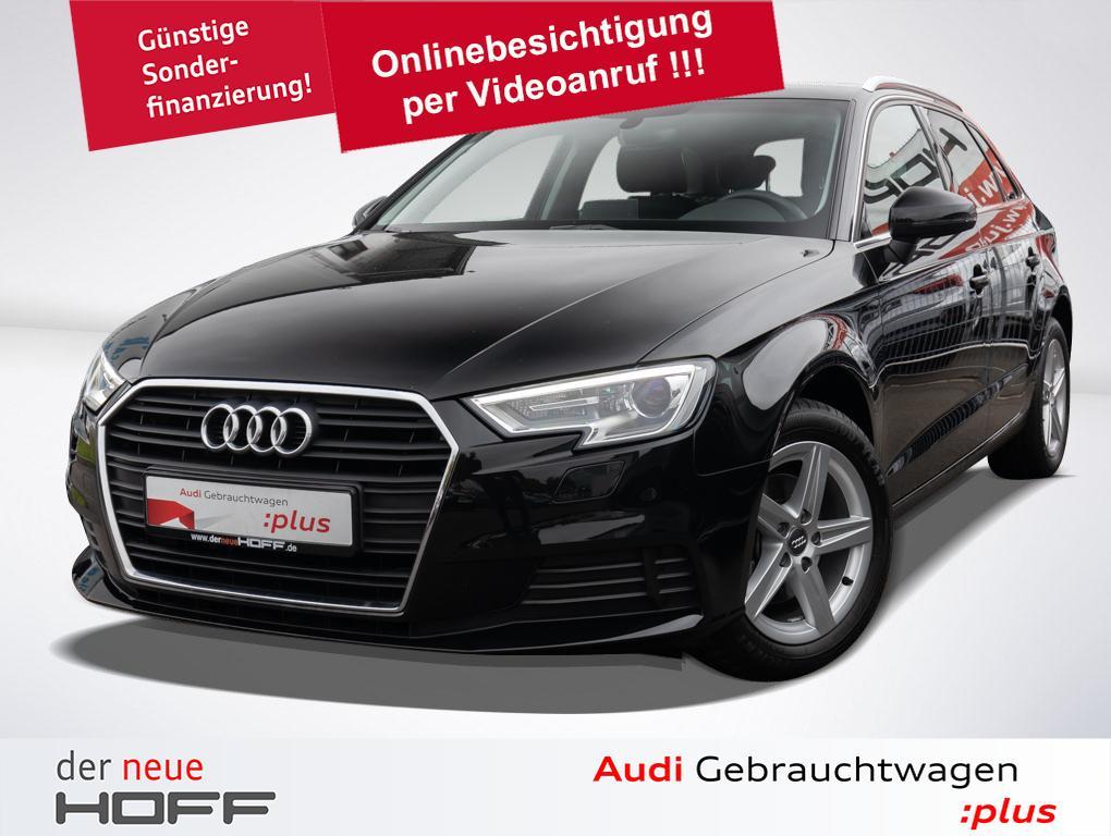 Audi A3 Sportback 1.0 TFSI Navi-Vorb ASI 16Zoll Einpa, Jahr 2018, Benzin
